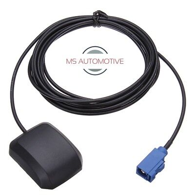 Sat Nav Gps Aerial Antenna Wire Lead Fakra Nissan Seat