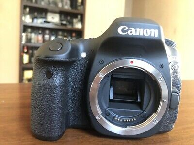Canon EOS 80D Camera With Lens Plus Extras