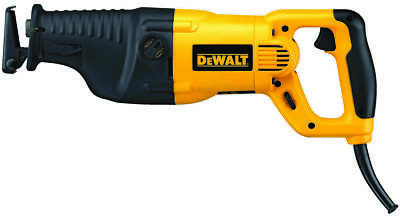 DeWalt DW311K - Electric Reciprocating Saw