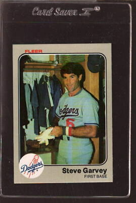 1983 Fleer #206 Steve Garvey Mint *140003