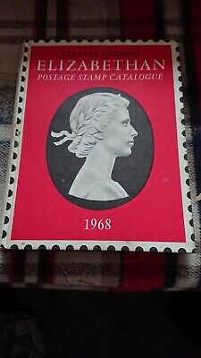 Stanley Gibbons Great Britain Concise Stamp Catalogue 1968 Postage