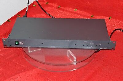 Kramer VM-1010 Programmable Video Distributor rack mountable amplifier