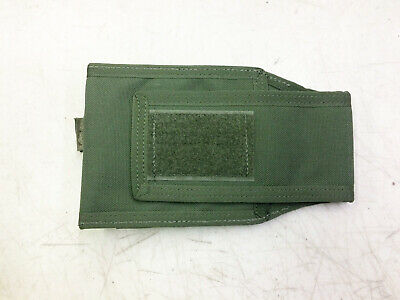 US Military Colt Collapsible Stock Butt stock Mag Pouch Made in USA Camo Green