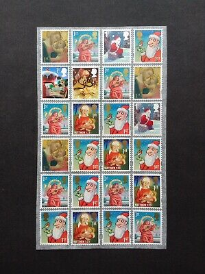 24 1st Class Unfranked Stamps Self Adhesive Easy Peel