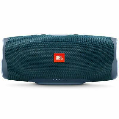 JBL Charge 4 Portable Wireless Bluetooth Speaker Blue (JBLCHARGE4BLUAM)