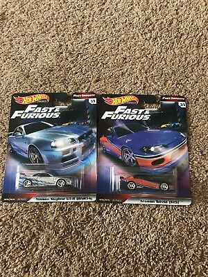 Hot Wheels Fast And Furious 2019 Fast Imports Premium Set Car Culture Skyline