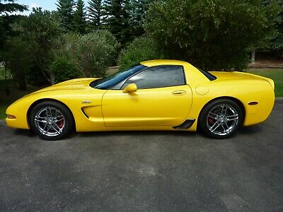 2003 Chevrolet Corvette Z06 2003 Chevrolet Corvette Z06 50th Anniversary Supercharged with 535 RWHP
