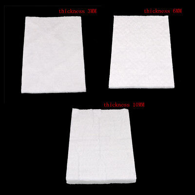 Super Light Silica Aerogel Insulation Hydrophobic Mat Lightest Solid 200x150 NIU
