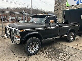 1979 Ford F-250  1979 ford truck