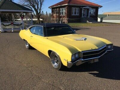 1969 Buick GS 400 1969 Buick GS 400 Coupe 400 CID 4BBL V8 3 Speed Automatic GS400
