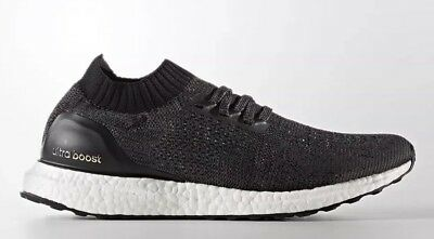 the best attitude 30ed1 39e96 ADIDAS ULTRA BOOST Uncaged Men's size 10.5. Black Multicolor. BB4486 With  Box.