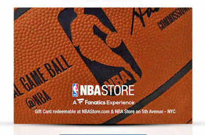 NBA Store $100 Gift Card - FAST DELIVERY