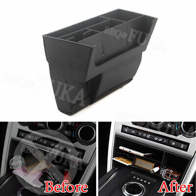 For Land Rover Discovery Sport 2015-18 Central Console Multifunction Storage Box