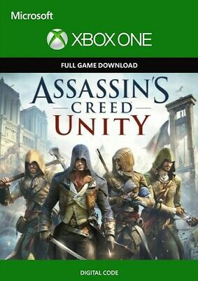 Assassin's Creed: Unity [Digital] Xbox One- instant delivery