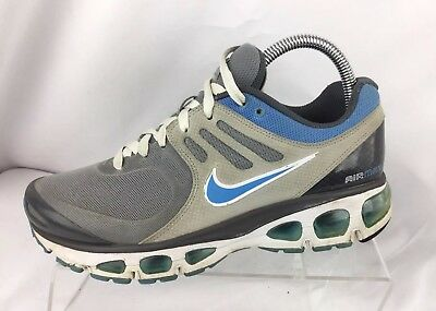 d8a6393fb7 Nike Air Max Tailwind+ 2 Sample SZ 8 2009 WMNS Grey Blue White 386409-004