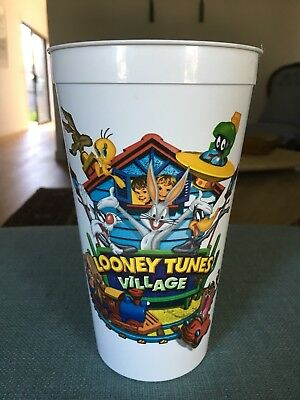As New Vintage 90s Looney Tunes Cup