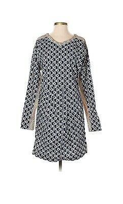 8086bbd568a MARNI FOR H&M Sz 2 Long Sleeve Cotton Geo Print Dress - $42.08 ...