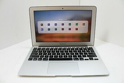 "2014 Apple Macbook Air A1465 11"" Core i5 1.4GHz 4GB Ram 256GB SSD EXTREME LIGHT!"