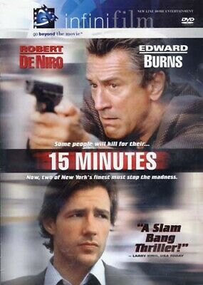 15 Minutes (Infinifilm Edition) (Dvd)