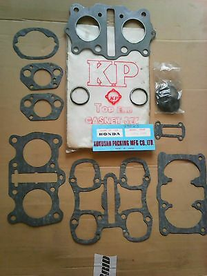 GASKETS & O RINGS FOR THE TOP END HONDA 250 K5 1970s