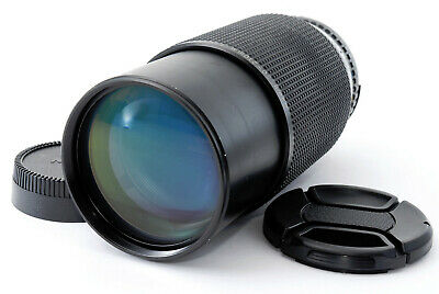 **AS IS** Nikon LENS Series E 70-210mm F/4 Ai-S MF Zoom Lens From Japan A0218