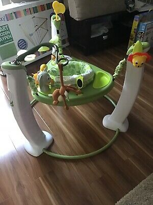 Fisher Price Jumperoo - bouncer - in good used condition