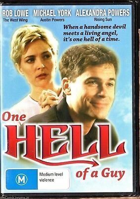 One Hell Of A Guy DVD    ***BRAND NEW***   Region 4