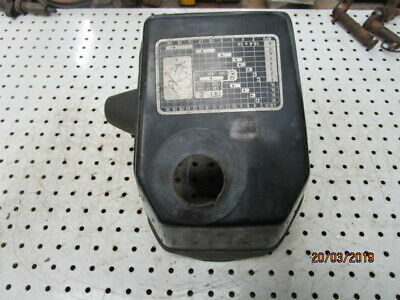 """Ford 6610, 7610 Q Cab """"H"""" Pattern Steering & Gear Lever Cover in Good Condition"""