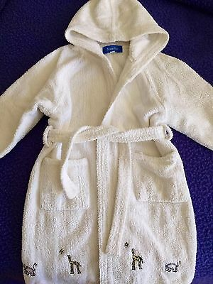 Bubba Blue Dressing Gown 2-3 Yrs