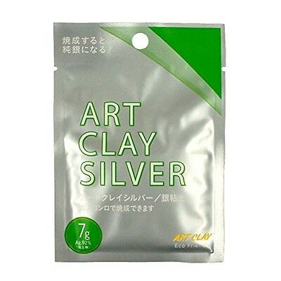 Art Clay Silver 7g 10g 20g 50g Aida Chemical Industry Handmade Accessory