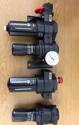 "Norgren 1/2"" Olympus plus Kit Regulator  X2,Filter, oiler and other Compressor"