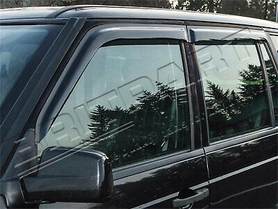 Range Rover P38 - Front and Rear Wind Deflector Set - DA6121