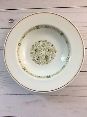 Vintage Haviland Limoges French Fine Dinnerware China Rimmed Soup Bowl MEURICE
