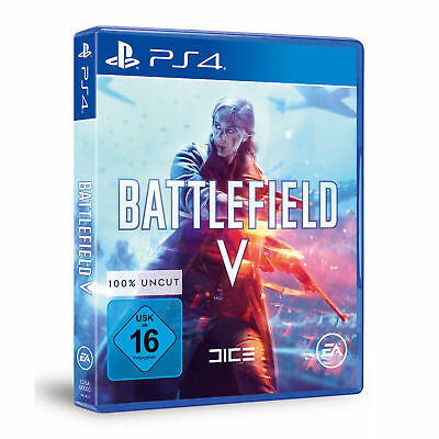 Battlefield V - Standard Edition - [PlayStation 4] - Deutsch - NEU OVP