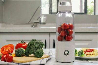 Portable VITAMER Smoothie Blender USB Rechargeable Smoothice Electric Juicer