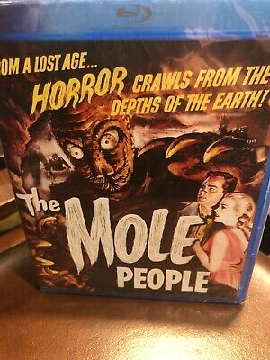 The Mole People (Blu-ray, 2019, Shout Factory)