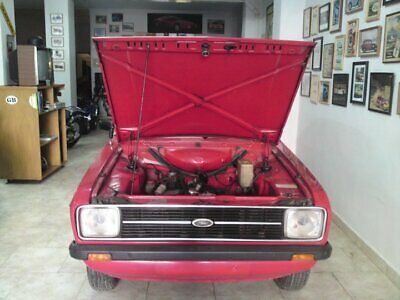 Ford Escort MK2 with matching numbers 2 doors 1975
