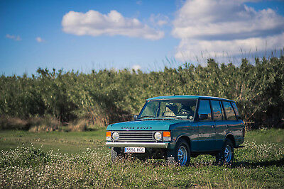 1993 Land Rover Range Rover  1993 Land Rover Range Rover Classic with 200Tdi and 5-speed manual transmission