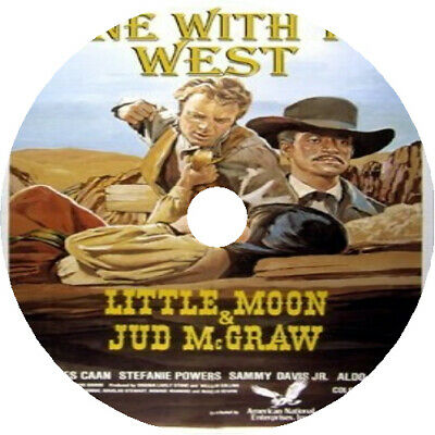 Gone With The West (1974) Classic Western Movie DVD [Case Included]