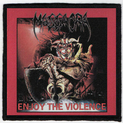 Massacra Patch / Speed-Thrash-Black-Death Metal