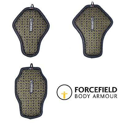 Forcefield Pro Lite K Back Protector Motorcycle Motorbike Jacket Insert Armour