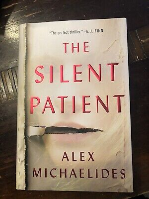 The Silent Patient By Alex Michaelodes GREAT CONDITION!