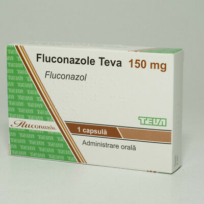 Fluconazol Teva Trush Tablets 150 Mg.