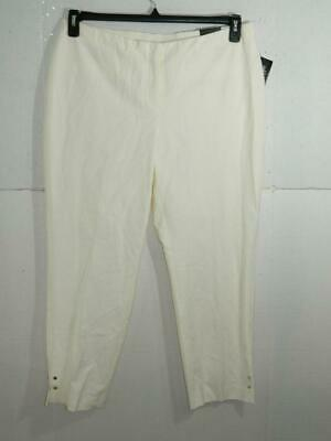 Alfani Women's Plus Cloud Comfort Waist Ankle Pants NWT Size 16W X 26 A5