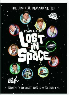 Lost In Space Complete Series On 17 Dvds