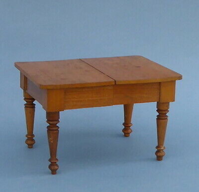 Vintage dolls house dining table.