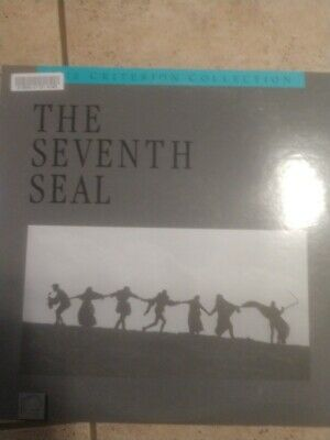 The seventh seal criterion collection   laserdisc