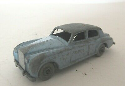 Matchbox Toys 1-75 Series Regular Wheels 1957 Rolls Royce Silver Cloud I