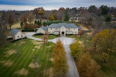 Over 10,000 sq ft 4 Bed 5 Bath Estate Must See Best of Best! Western Kentucky