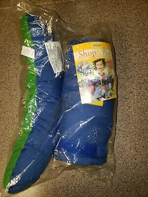 Infantino Shop & Play Shopping Cart Cover and Play Mat Baby New (see descript)